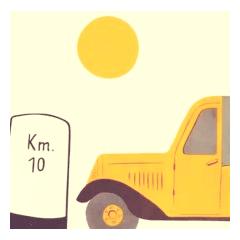 """""""L'uomo del camion"""", booktrailer Corraini Editore"""