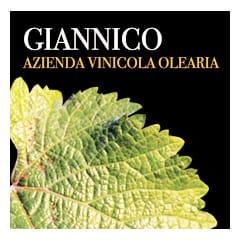"""Brochure """"Azienda Agricola Giannico"""""""