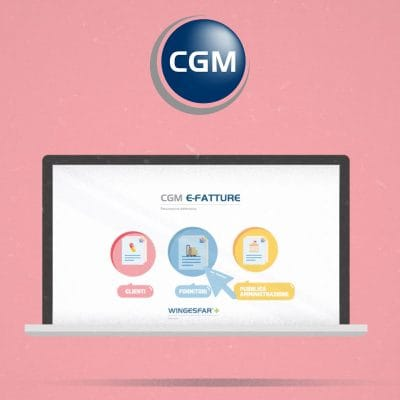 CGM E-Fatture e CGM Pharmainvoice