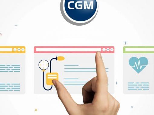 CGM STUDIO – Il nuovo software per i medici delle cure primarie e gli specialisti