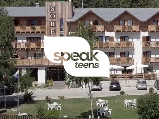Speak Teens English Adventure Camp – Hotel Rifugio Sores
