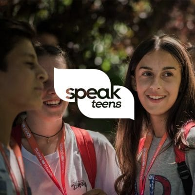 Speak Teens Discovery Camp