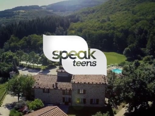 Speak Teens English Discovery Camp – Valbonella