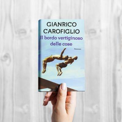 """""""Il bordo vertiginoso delle cose"""" di Gianrico Carofiglio, Booktrailer Rizzoli Editore"""