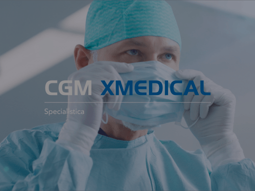 CGM XMedical Software – Video pubblicitario