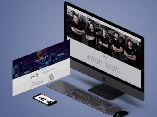 Italdiamante – Rebranding e website
