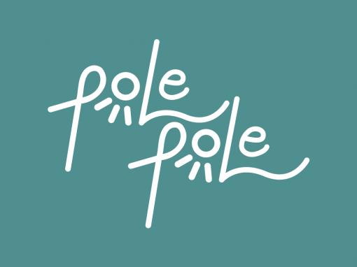 Brand Identity – Pole Pole Beach Bistrot – Giovinazzo (BA)