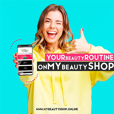 Art Direction - My-Beauty-Shop